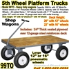 WAGON TRUCK 99TO