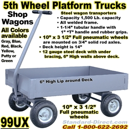 WAGON TRUCKS 99UX