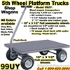 WAGON TRUCKS 99UY