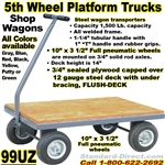 WAGON TRUCKS 99UZ