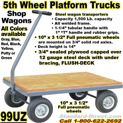 Wagon Trucks 99uz
