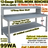 HEAVY DUTY WORK BENCHES / 99WA