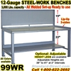 HEAVY DUTY WORK BENCHES / 99WR