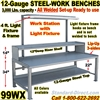 HEAVY DUTY WORK BENCHES / 99WX