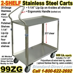 STAINLESS STEEL CARTS / 99ZG