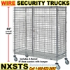 SEE THRU WIRE SECURITY TRUCKS NXSTS