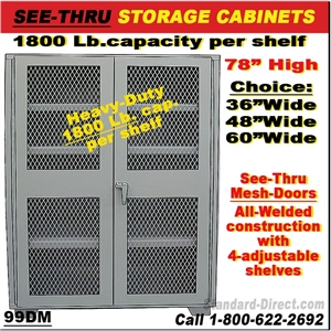 Beautiful (36) Heavy Duty Steel Bin Storage Cabinets ...
