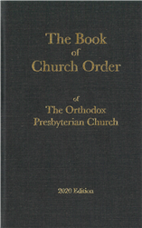 The Book of Church Order 2020