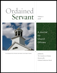 Ordained Servant 2008