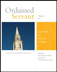 Ordained Servant 2011