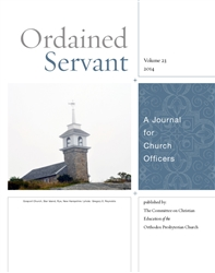 Ordained Servant 2014