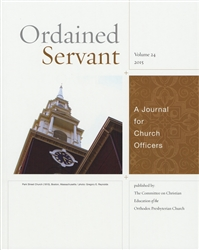 Ordained Servant 2015