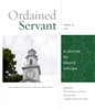 Ordained Servant 2017