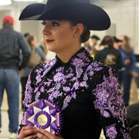 western show shirt sew along, sewing retreat, sew your own show clothes, ranch riding, rodeo shirt, horsemanship