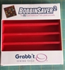Bobbin saver, storage, sewing, thread storage
