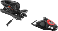 Picture of the Look NX JR 7 Black Ski Binding