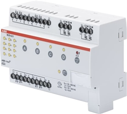 VC/S4.1.1 Valve Drive Controller, 4-fold, MDRC