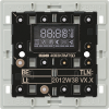 Room controller display compact module