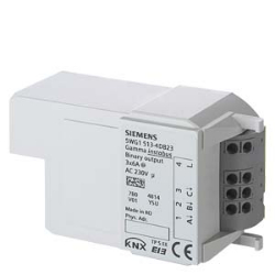 Switching module, 3x relay (requires 5WG11184AB01)