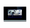 Busch-ComfortTouch 9, glass black, Touch panels