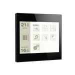 Touch&See control and display unit