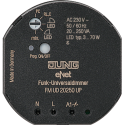 eNet radio dimming actuator mini