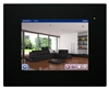 "HC3L-KNX 10,1"" TOUCH PANEL, CLASSIC BLACK"