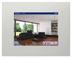 "HC3L-KNX 10,1"" TOUCH PANEL, CLASSIC GREY"