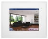 "HC3L-KNX 10,1"" TOUCH PANEL, CLASSIC WHITE"