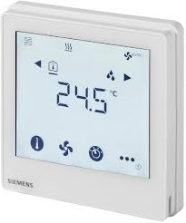 Touch Screen Flush-Mounted PM2.5 & IAQ Controllers with KNX