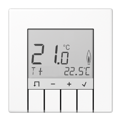 JUNG Room thermostat