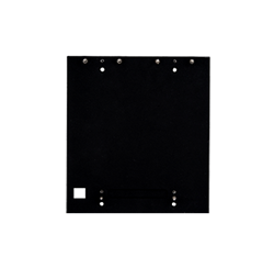 GetFace IP - Surface installation - Backplate - 2(w) x 2(h) modules