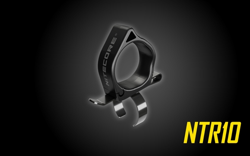 NITECORE NTR10 Tactical Clip-on Ring for NITECORE Tactical Flashlights