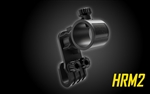 Nitecore HRM2 Helmet Mount with Swivel for 1'' Flashlights