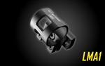 Nitecore LMA1 Rotary Flashlight Helmet Mount