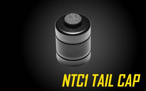 NTC1 Tail Cap for Nitecore Flashlights