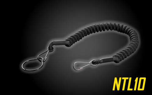 Tactical Lanyard for Nitecore Flashlights