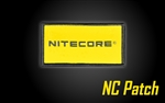 Nitecore Velcro Patch Gear