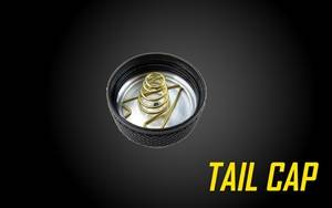 Battery Cap (Tail Cap) for Nitecore Headlamps