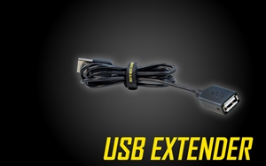 "NITECORE 40"" USB to USB Extension Cable for UCN1 USN1 UNK1 ULM9 ULM240 ULQ ULSL and More"