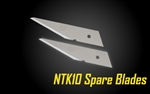 OLFA CKB-2 Replacement Blades for NITECORE NTK10 Utility Knife