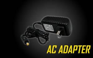 Nitecore Rapid-Charge AC Adapter for NBP52, NBP68