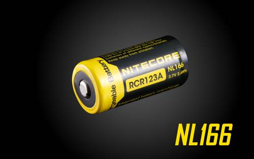 Nitecore Rechargeable Battery NL166