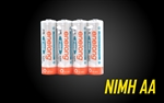Ni-Mh 2100mAH Rechargeable AA Batterie