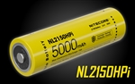 NITECORE NL2150R 21700 5000mAh Rechargeable Li-ion Battery