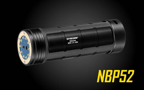 Nitecore NBP52 Rechargeable Battery Pack