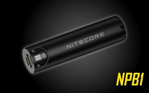 NITECORE NPB1 5000mAh High Capacity, IP68 Waterproof Power Bank
