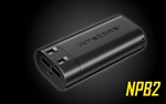 NITECORE NPB2 10,000mAh Waterproof Power Bank
