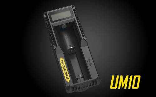 NiteCore UM10 Digital Smart Charger