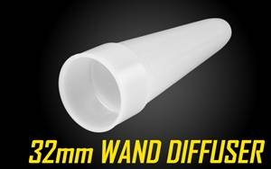 Nitecore 32mm Wand Diffuser for P20 P20UV R25